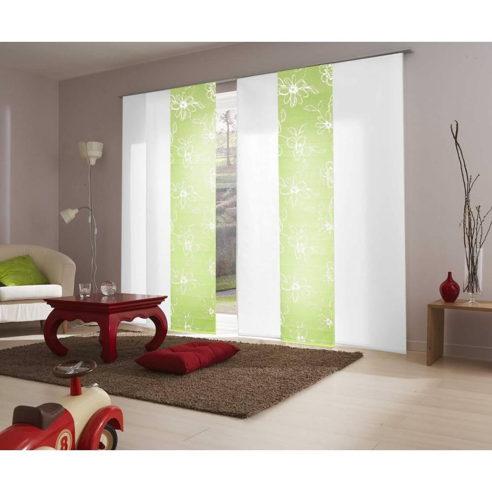 panneau japonais tamisant d vor fleurs. Black Bedroom Furniture Sets. Home Design Ideas