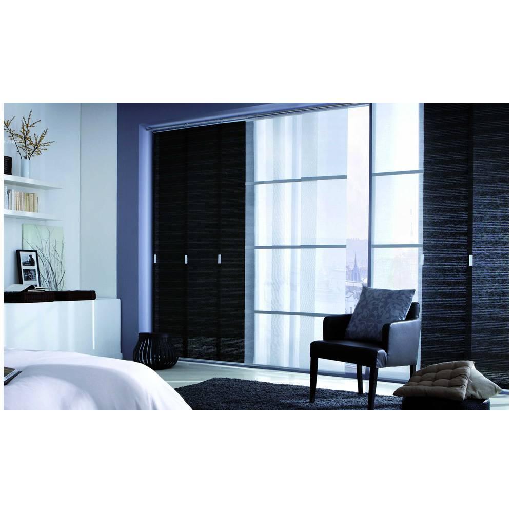 panneau japonais tamisant paille tiss e. Black Bedroom Furniture Sets. Home Design Ideas