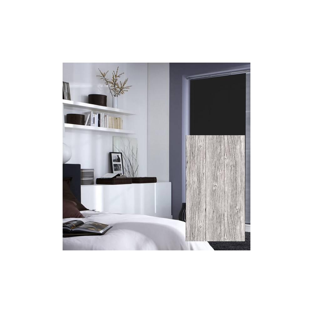 panneau japonais tamisant wood. Black Bedroom Furniture Sets. Home Design Ideas