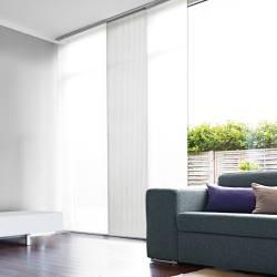 panneau japonais tamisant blanc d vor art d co. Black Bedroom Furniture Sets. Home Design Ideas