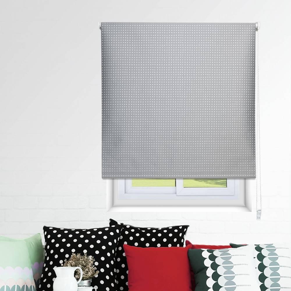 store enrouleur occultant design pas cher gris m tal. Black Bedroom Furniture Sets. Home Design Ideas