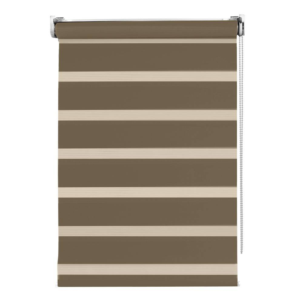 rideau jour nuit excellent store journuit tissu polyester. Black Bedroom Furniture Sets. Home Design Ideas