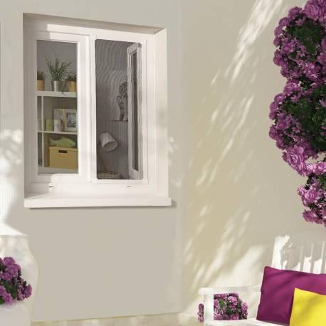 Moustiquaire Cadre Fixe Recoupable pour Fenêtre