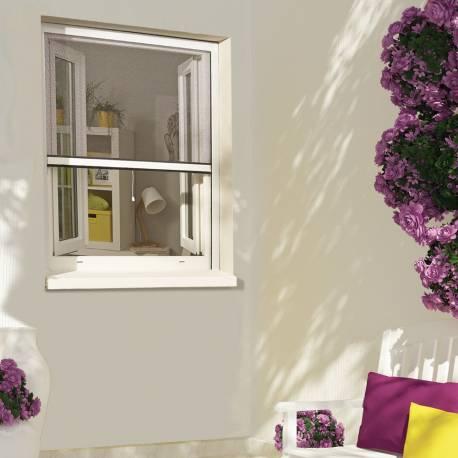 Moustiquaire Enrouleur Recoupable pour Fenêtre
