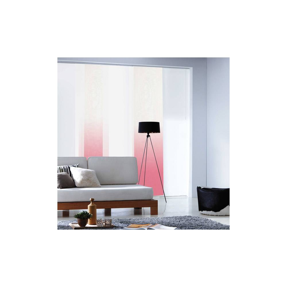 panneau japonais tamisant tie and dye. Black Bedroom Furniture Sets. Home Design Ideas
