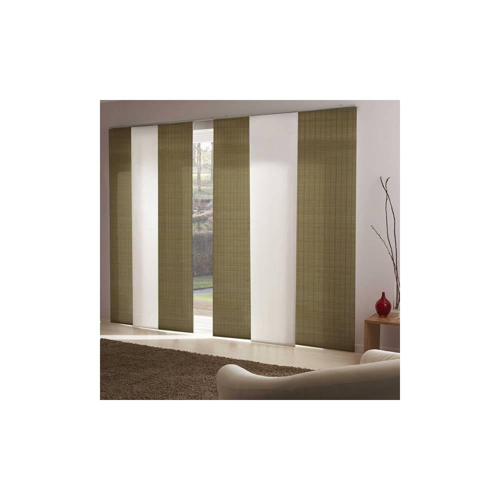 panneau japonais tamisant lamelles cordes et rondins. Black Bedroom Furniture Sets. Home Design Ideas